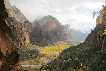 Zion national park, best utah travel experience guide